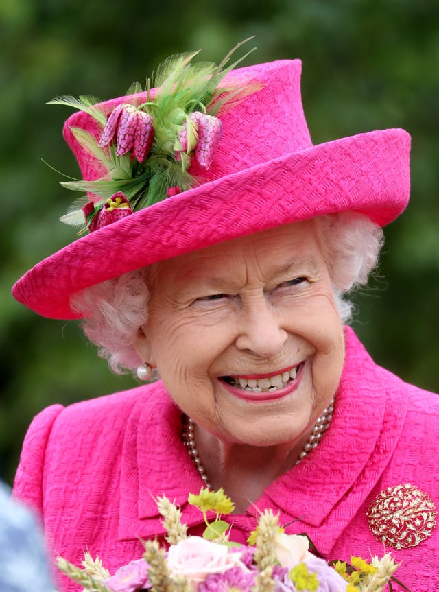 Queen Elizabeth II 94th birthday