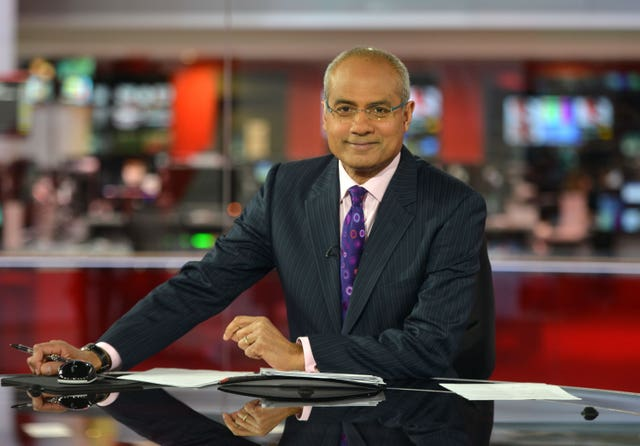 George Alagiah illness