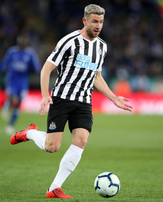 Paul Dummett has played in Newcastle's opening two Premier League games