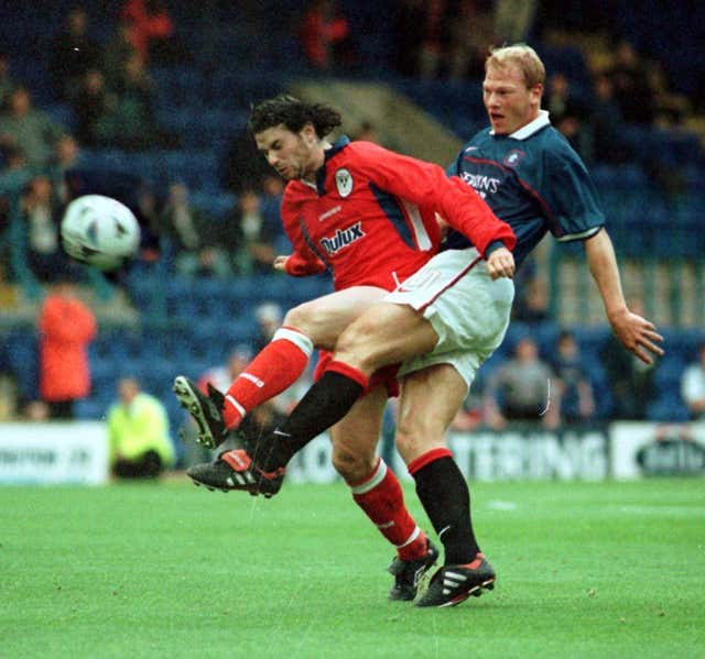 Rangers last faced Irish opposition in 1999 when they were forced to play Shelbourne at Tranmere