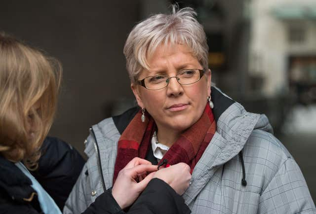 Carrie Gracie resignation