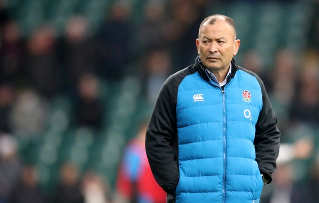 Eddie Jones' England have been on both sides of poor officiating this autumn