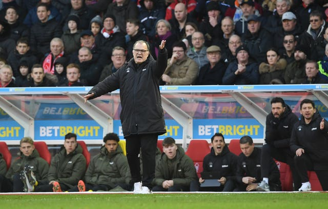 Nottingham Forest v Leeds United – Sky Bet Championship – City Ground