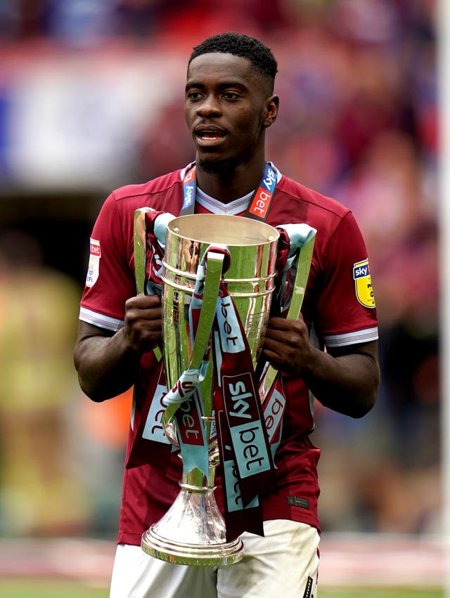 Tuanzebe spent last season on loan at Aston Villa