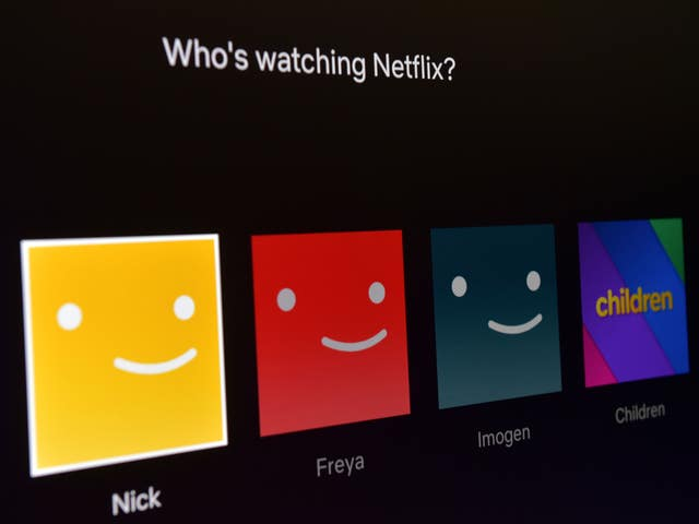 Netflix previously announced it was limiting video quality