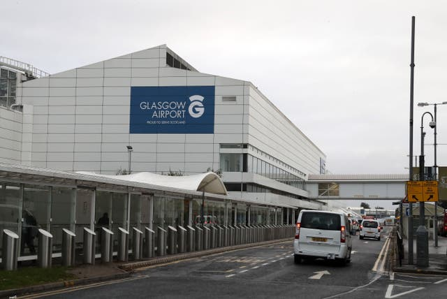 David O'Brien said 300 indirect jobs could be lost at Glasgow (Andrew Milligan/PA)
