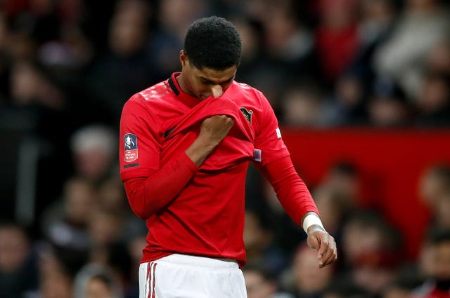 Rashford's injury is a headache for United ahead of their trip to Anfield