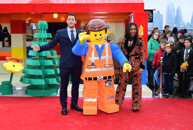 Lego pop-up cafe 'The Coffee Chain' – London