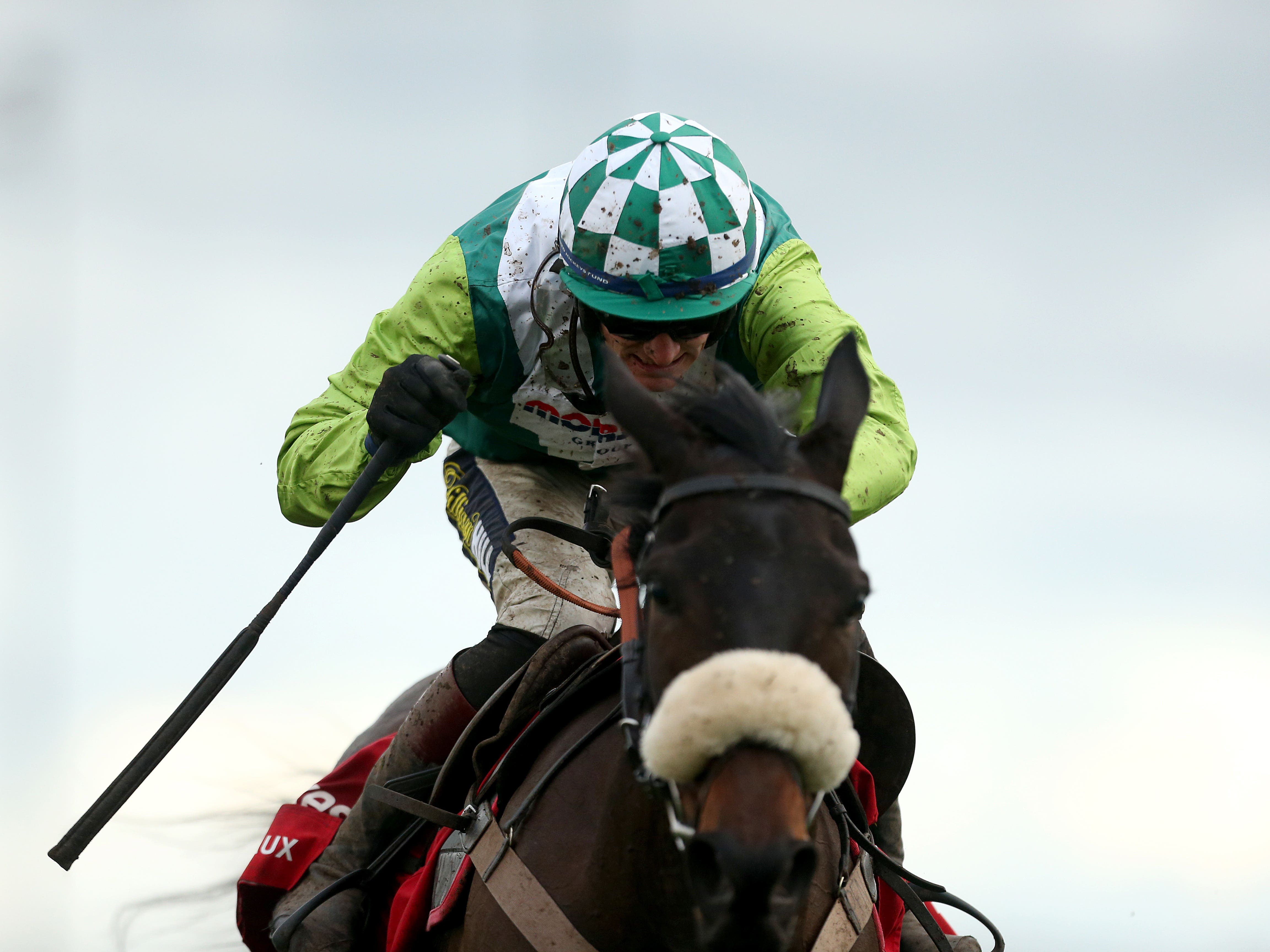 Clan Des Obeaux is on course for Aintree's Betway Bowl (Steven Paston/PA)