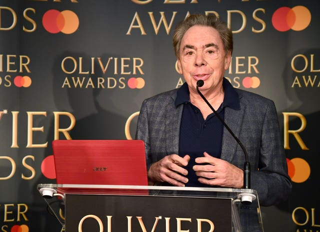 Olivier Awards 2019 Nominations