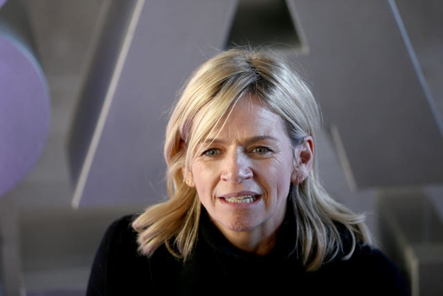 Zoe Ball is among the highest-paid female BBC stars