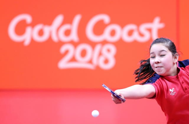 2018 Commonwealth Games – Day One