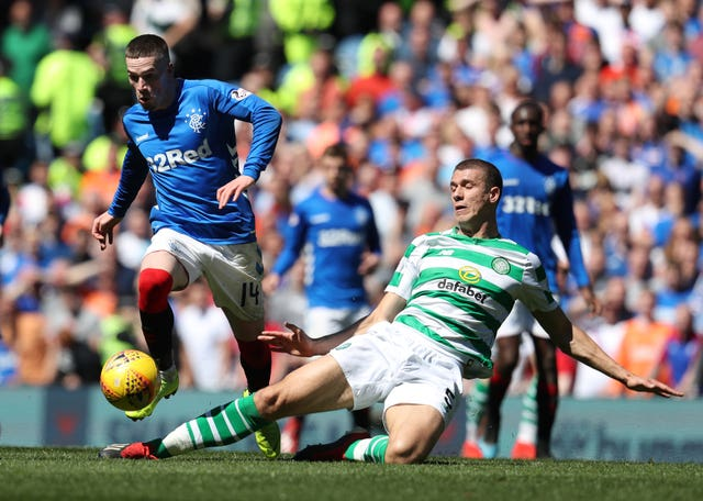 The first Old Firm battle of the season takes place at Ibrox over the weekend of August 31