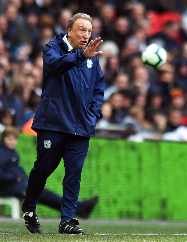 Neil Warnock knows Cardiff need to get results - and soon