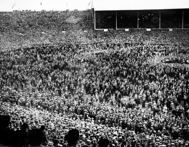 1923 FA Cup final