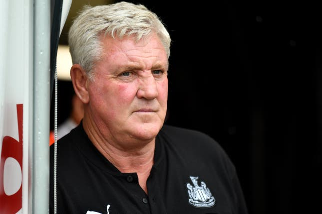 Steve Bruce has two new faces