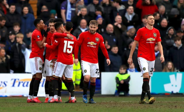 Six different players were on the scoresheet as Manchester United cruised to victory over Tranmere