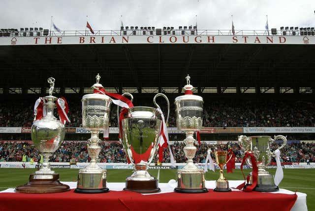 Nottingham Forest v West Ham United