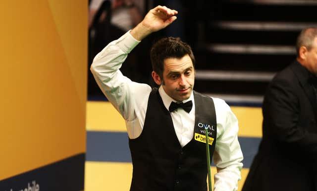 Snooker – Betfair World Championships – Day Twelve – The Crucible