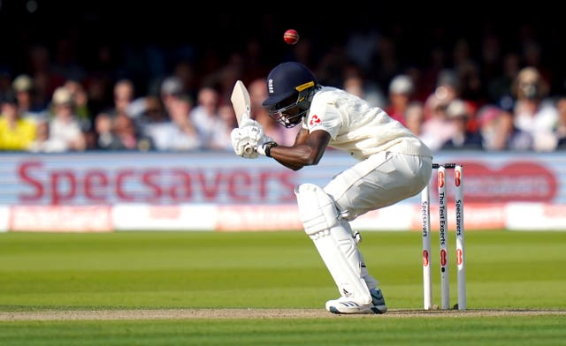 Jofra Archer was subjected to some short bowling