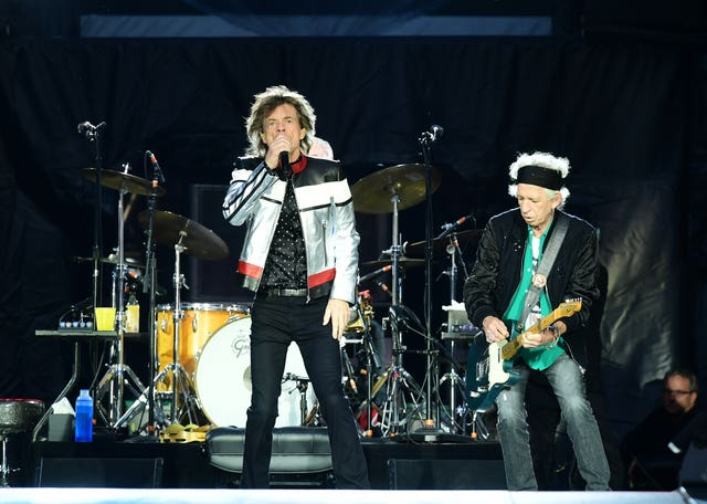The Rolling Stones in concert – London Stadium