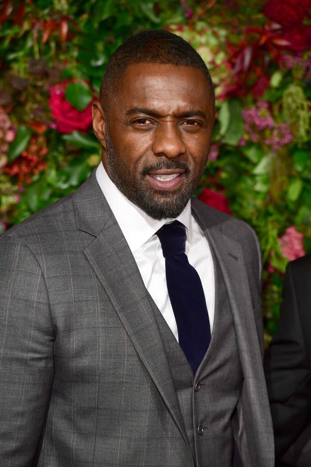 Idris Elba comments