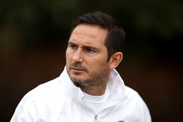 Frank Lampard is unsure when his midfielder will be fit again