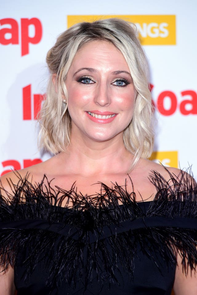 Ali Bastian  on the red carpet