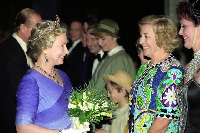 Royalty – Queen Elizabeth II – 40th Anniversary of Accession – Earl's Court