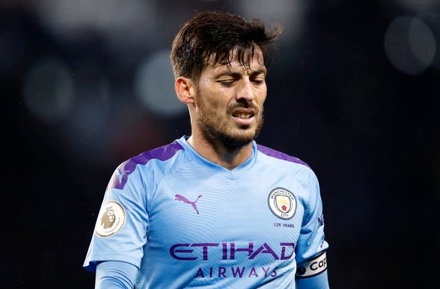 David Silva will leave the Etihad at the end of the season