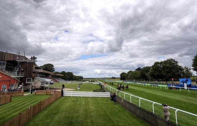 Newmarket had been hoping to hold a pilot event this week