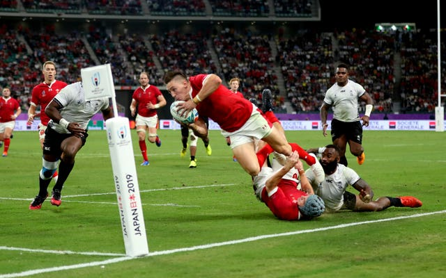 Wales v Fiji – Pool D – 2019 Rugby World Cup – Oita Stadium
