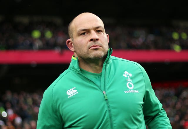 Rory Best File Photo