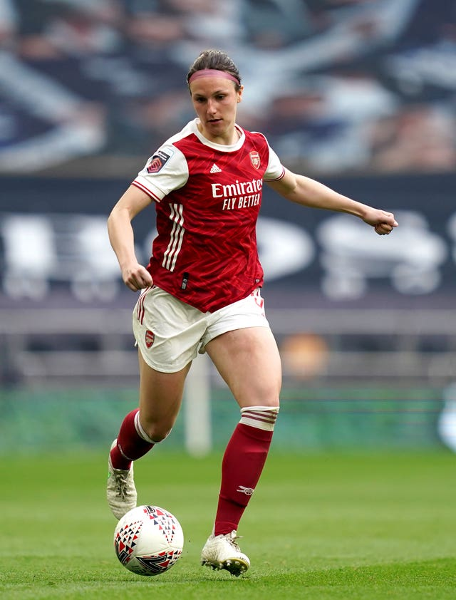 Tottenham Hotspur v Arsenal – FA Women's Super League – Tottenham Hotspur Stadium