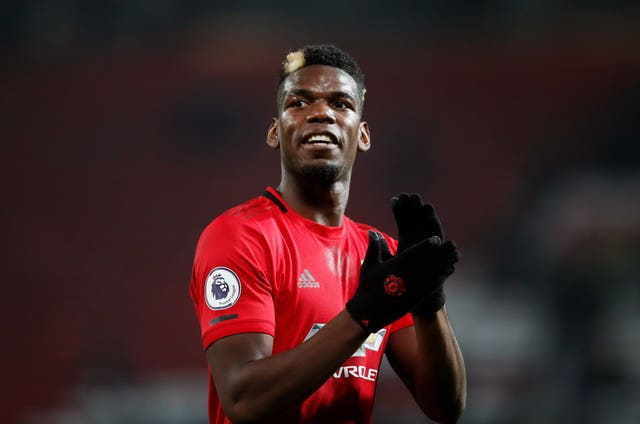 Zinedine Zidane had no interest discussing a potential move for Manchester United midfielder Paul Pogba, pictured