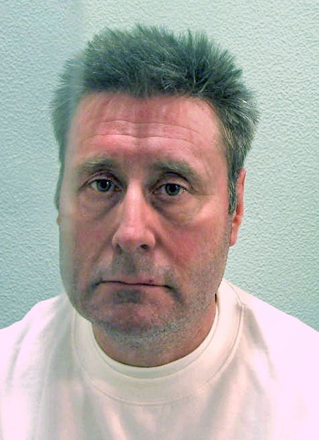 John Worboys was never prosecuted over the allegations made by DSD, but for a range of 'sample' offences (Metropolitan Police/PA)