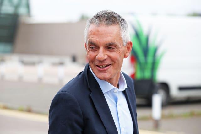 Tim Davie, Director General