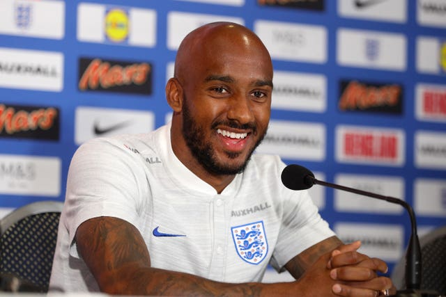 Fabian Delph is the senior figure in the England squad