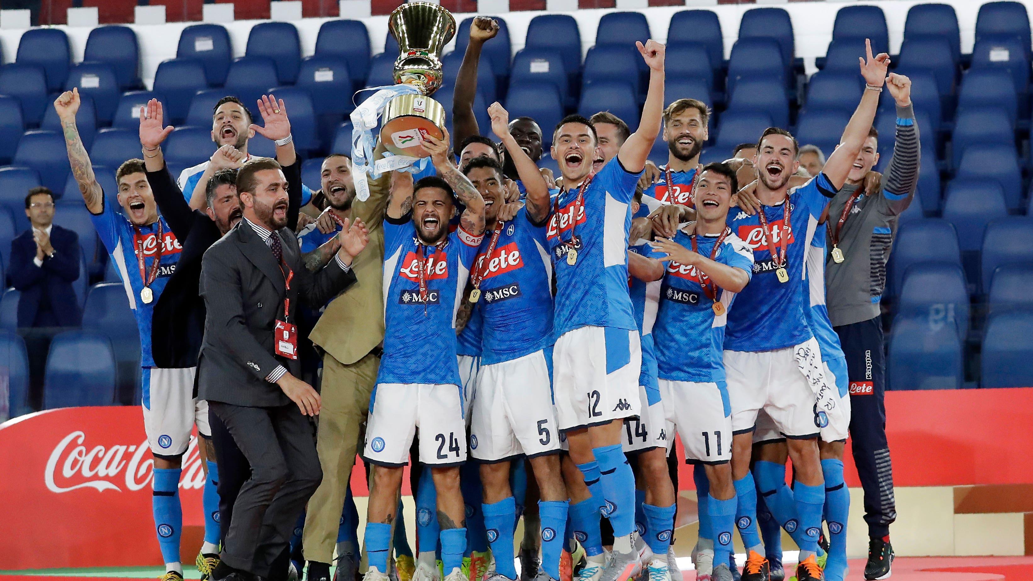 Napoli Overcome Gianluigi Buffon Heroics To Beat Juventus