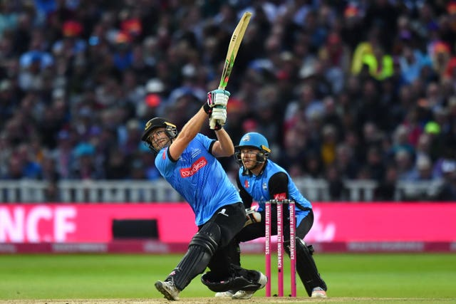 Worcestershire Rapids v Sussex Sharks – Vitality T20 Blast – Final – Edgbaston