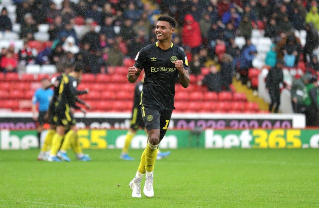 Ollie Watkins has scored 25 goals for Brentford in the Sky Bet Championship this season