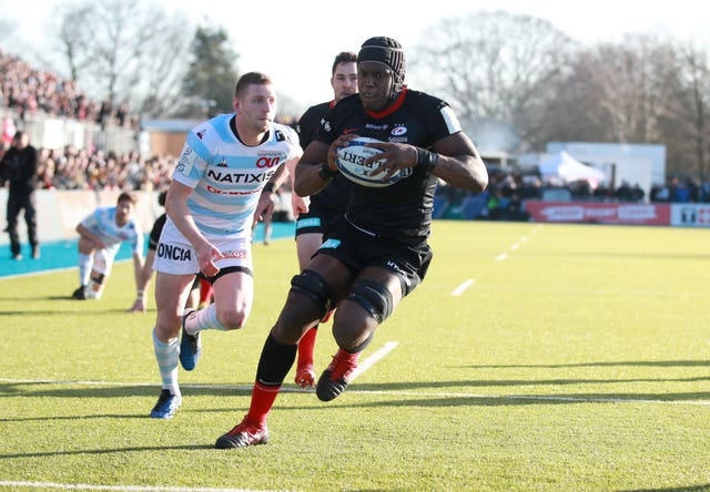 Saracens v Racing 92 – Heineken Champions Cup – Pool Four – Allianz Park