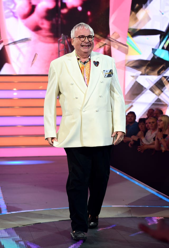 Christopher Biggins on Celebrity Big Brother 2016