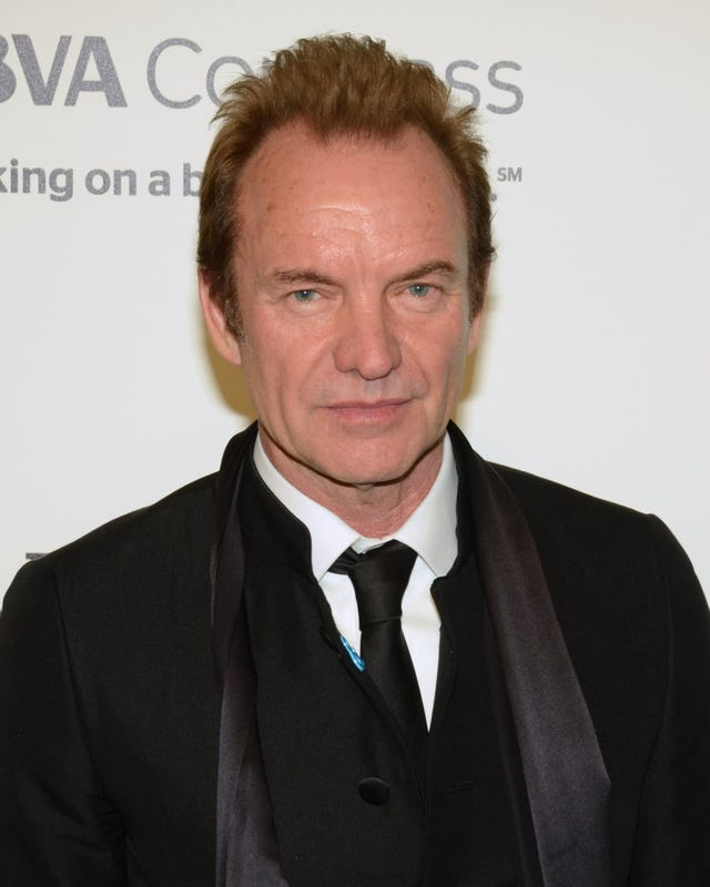 Sting given Polar Music Prize