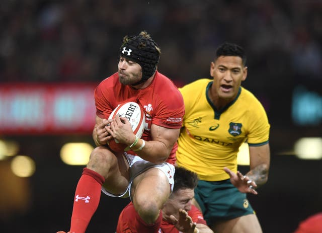 Leigh Halfpenny has not played for Wales since an Autumn International clash against Australia in November