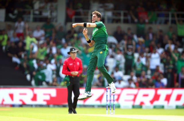 Shaheen Afridi has had a superb World Cup