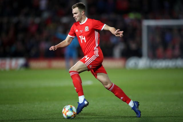 Ryan Hedges impressed for Wales