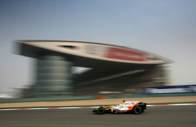 The sport has also faced criticism for racing in China