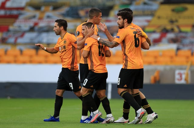 Wolves are looking to extend an already gruelling season