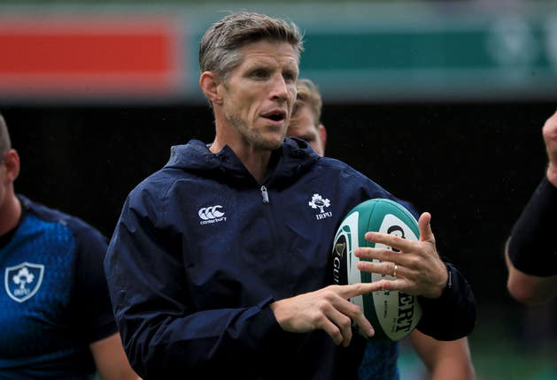 Simon Easterby is still counting on Aki